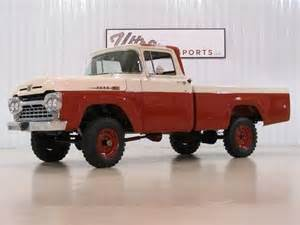 1960 Ford F250 1960 Ford F 250 For Sale In Fort Wayne In Stock Um1004