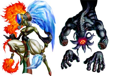 ocarina of time bosses zelda dungeon