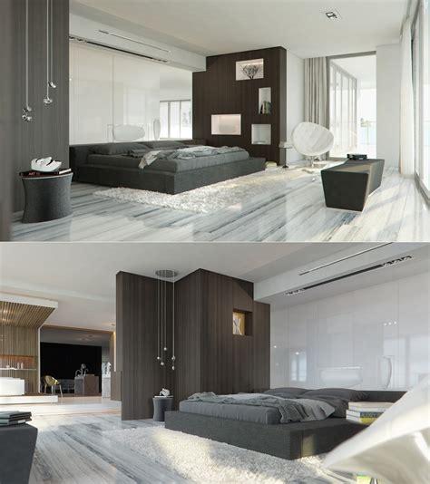 bedroom lines sleek bedrooms with cool clean lines home decoz