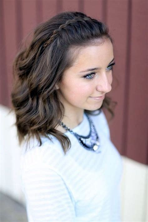 hairstyles to do before school quick 5 minute hairstyles before school