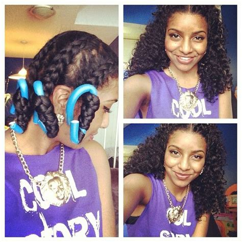 flexi rod with moouse braids 32 best images about flexi rods for natural hair and perms