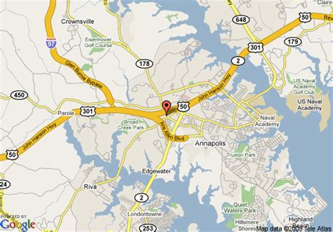 maryland map annapolis map of doubletree hotel annapolis annapolis