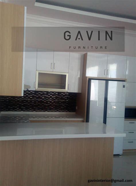 dapur bersih dapur kotor minimalis kitchen set