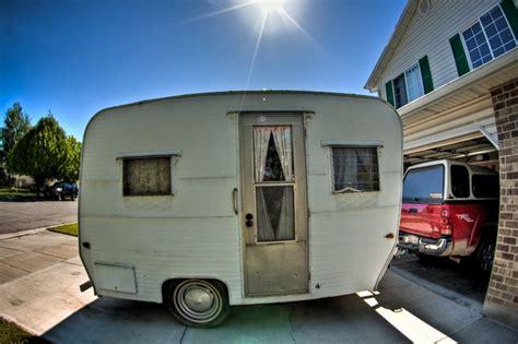 sweety trailer sweet 60s trailer vintage rv s