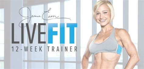 jamie eason 12 week trainer results jamie eason 12 day workout eoua blog