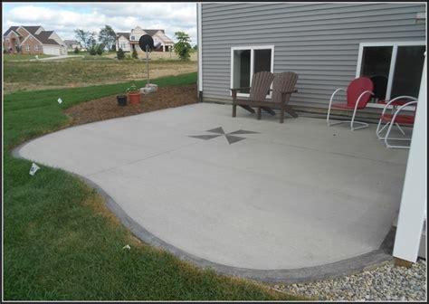 concrete patio design ideas magnificent basic concrete patio design ideas patio