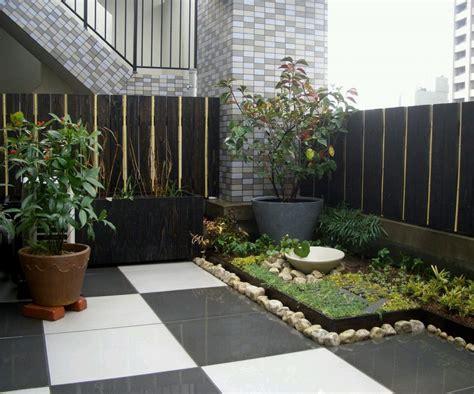 membuat taman minimalis di dalam rumah membuat model taman kecil belakang rumah renovasi rumah net