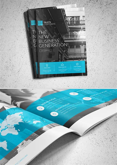 beautiful brochure templates 25 really beautiful brochure designs templates for