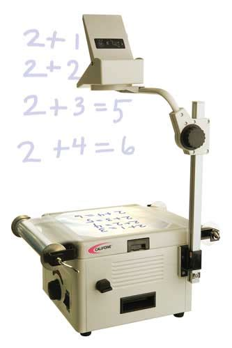 Proyektor Ohp the overhead projector hodgson