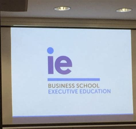 Ie Mba Tuition by Premios Executive Education En El Ie Business School