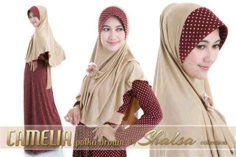 Dres Syari Camelia butik busana muslim terbesar dan terlengkap baju muslim