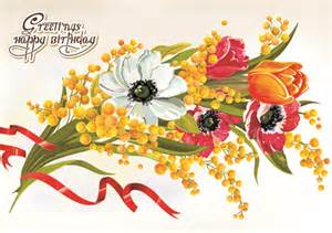 birthday background greeting cards free vector