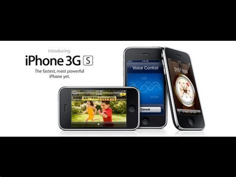iphone 3g s specs prices and release date
