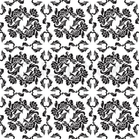 floral texture pattern vector seamless background flowers floral pattern vector