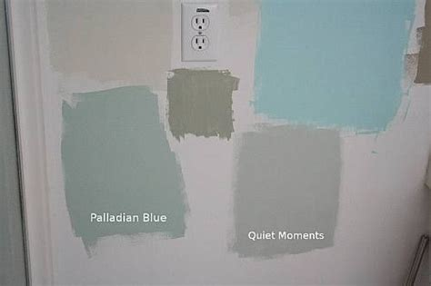 paint color moments benjamin moments and glass
