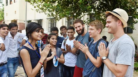 47 Year Mba Student by Cus Calling Delhi Launches Special Drive To