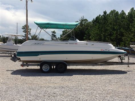 chaparral boats in saltwater chaparral sunesta 225 boat for sale from usa