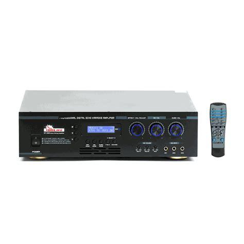 Power Lifier Karaoke idolpro ip 560 1400w professional digital echo karaoke power lifier opened box