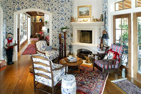 english country living room english country house