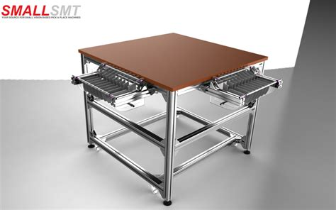 Machine Table by Machine Table Kit For Smallsmt Vision Placer