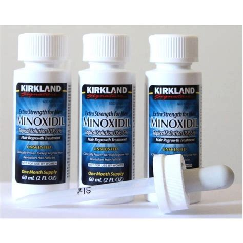 amazon kirkland signature hair care beauty minoxidil