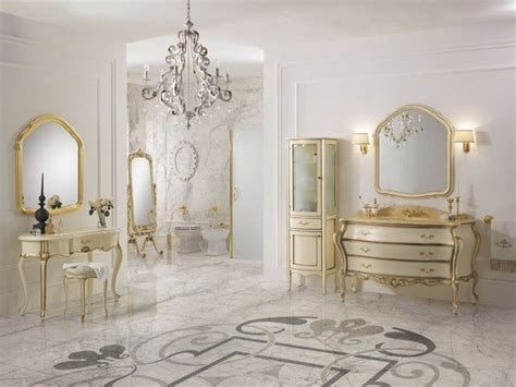 baroque bathroom accessories bathroom decor ideas how to choose the style of the