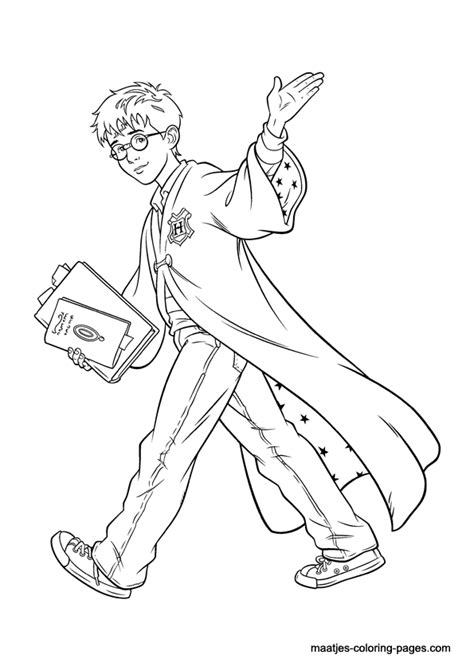 harry potter coloring book books a million harry potter free printable coloring pages overview 1