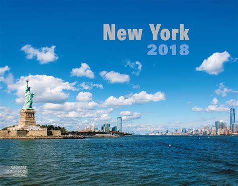 kalender new york 2018