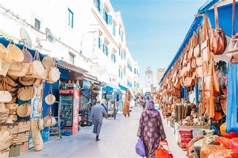 The Blue City Morocco by Essaouira Morocco S Favorite Beach City Heart My Backpack