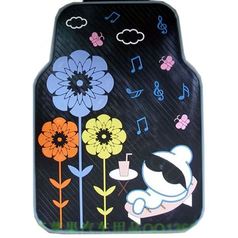 Flower Car Mats by Buy Wholesale Flower Universal