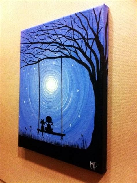 25 best ideas about easy canvas art on pinterest flower canvas art simple canvas paintings 30 best canvas painting ideas for beginners