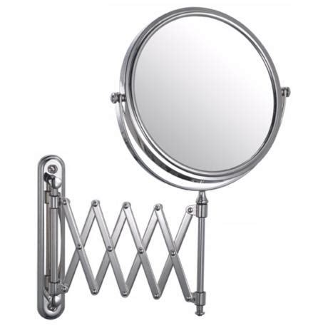 Swing Arm Bathroom Mirror Aptations Chrome Swing Arm Vanity Mirror 50809 Www Lsplus