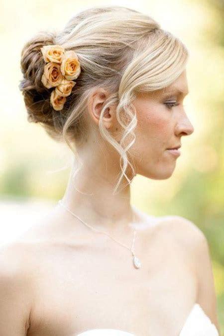 die besten diy brautfrisuren fuer kurze haare elegant