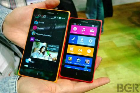 Hp Nokia X Plain nokia x x and xl what s different bgr india
