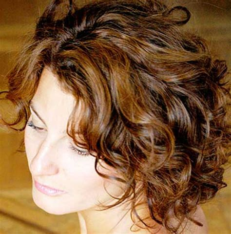 hairstyles curly brown curly short brown hair short hairstyles 2016 2017
