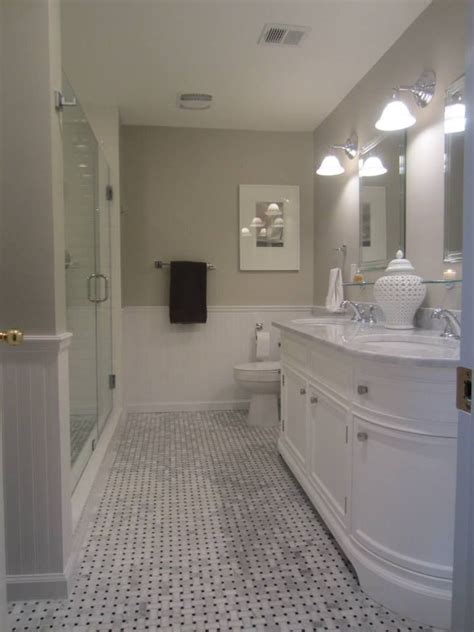 subway tile wainscoting bathroom best 25 carrara marble ideas on pinterest carrara