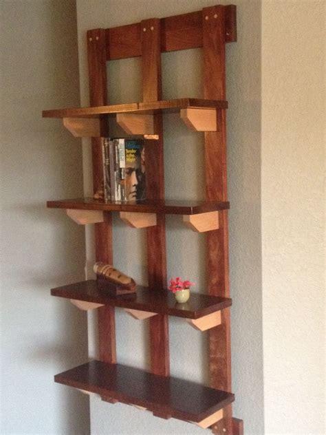 handmade hanging shelf  florip furniture studio