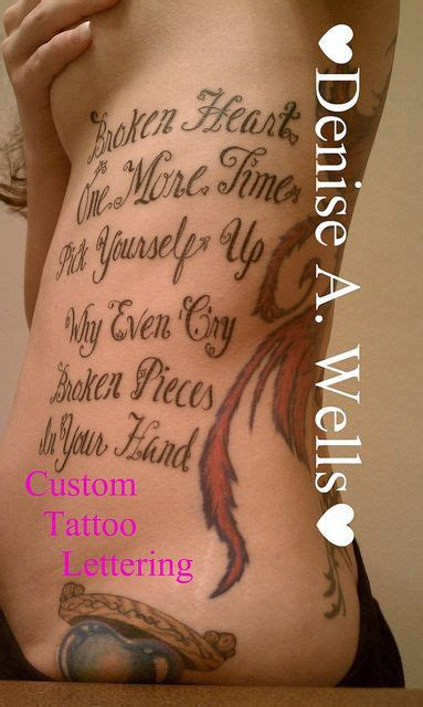 tattoo fonts religious so beautiful this young lady had me make some custom