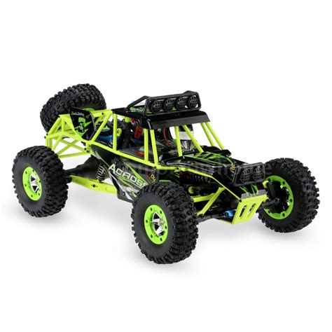 Ferngesteuertes Auto 100 Km H by Wltoys 12428 Rc Car 1 12 2 4g 4wd Electric Brushed Crawler