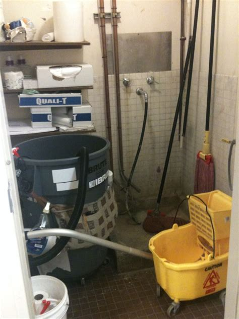 The Janitors Closet by Janitors Closets The Workspaces Of The Who Clean