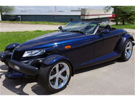 blue book used cars values 1999 plymouth prowler free book repair manuals 2001 plymouth prowler blue 200 interior and exterior images