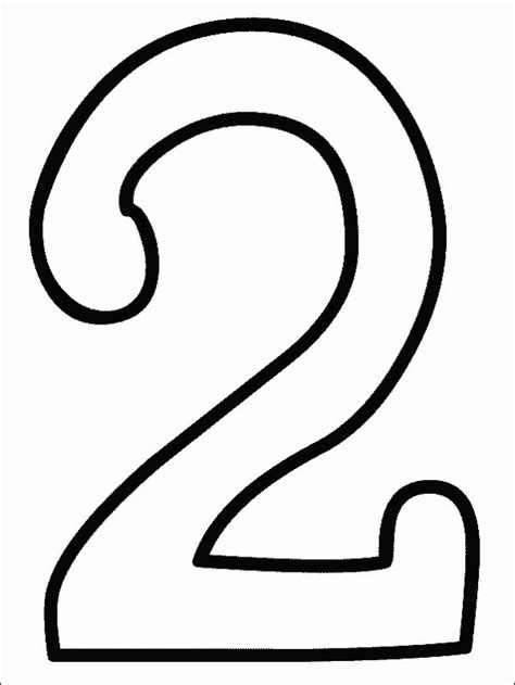 coloring page number 1 coloring pages numbers