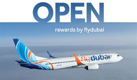 emirates loyalty program flydubai introduces open rewards loyalty program