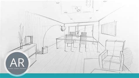 Innenarchitektur Zeichnen Lernen by R 228 Ume Schnell Zeichnen Lernen Innenarchitektur Skizzen