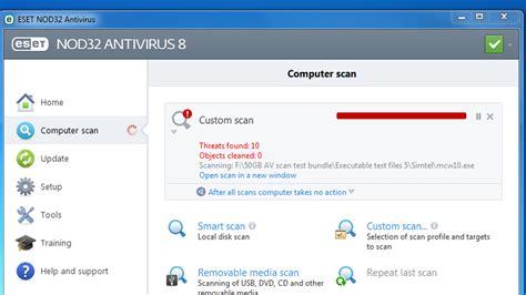 Antivirus Eset eset nod32 review tech advisor