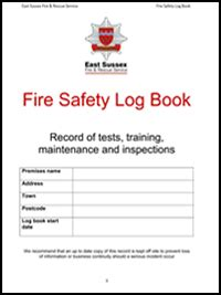 fire risk assessment 166 east sussex fire rescue service