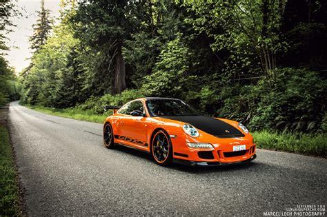 Orange Porsche Gt3 Rs Gallery Orange Porsche 997 Gt3 Rs By Marcel Lech