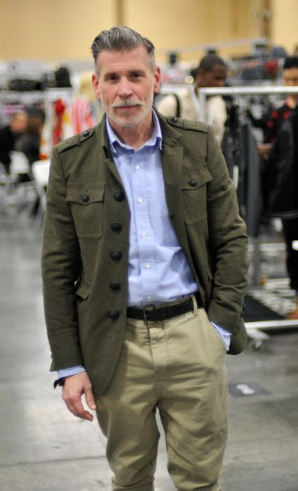 how old is nick wooster fashion for the fifty year old man 1810