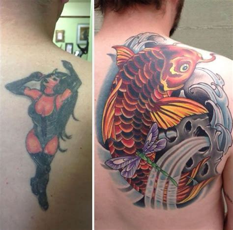 bad tattoo show creative cover ups that show even the worst tattoos