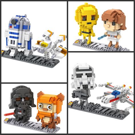 Nano Block Disney Series nano block building blocks sets mini blocks toys gift